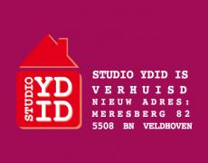 STUDIO YDID heeft een nieuw adres!
