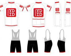 STUDIO YDID cycling kit!